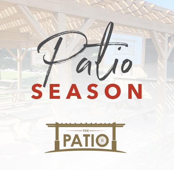 It's Patio Season